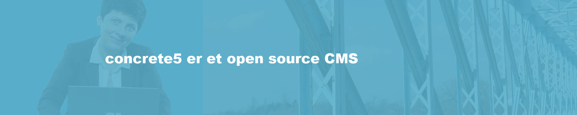 Concrete5 er et open source cms